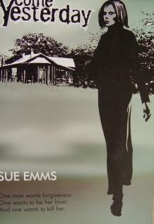 Author, Sue Emms