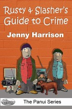 Author Jenny Harrison